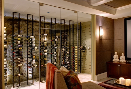 Bespoke Wine Walls Wines Cellar