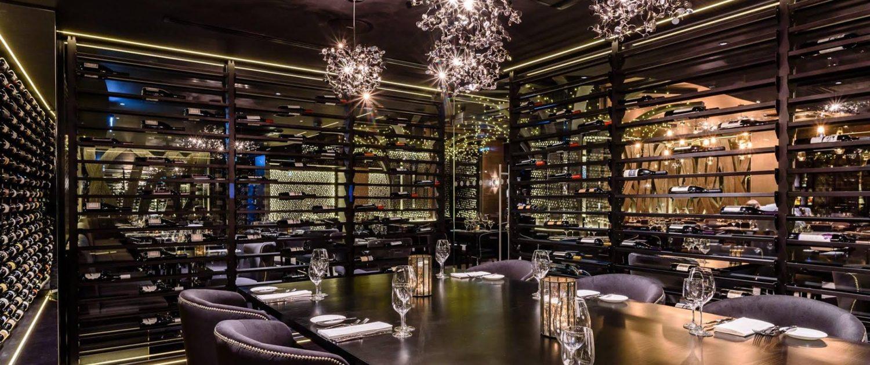 Stunning Bespoke Wine Cellars