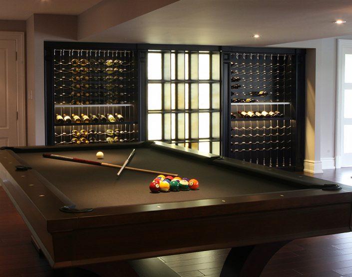 Wine Wall - Wine Cellar Design