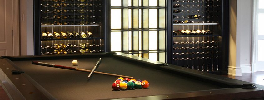 Wine Wall - Wine Cellar Design