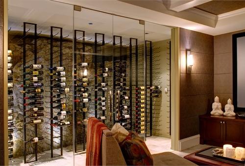 Modern Wine Racking
