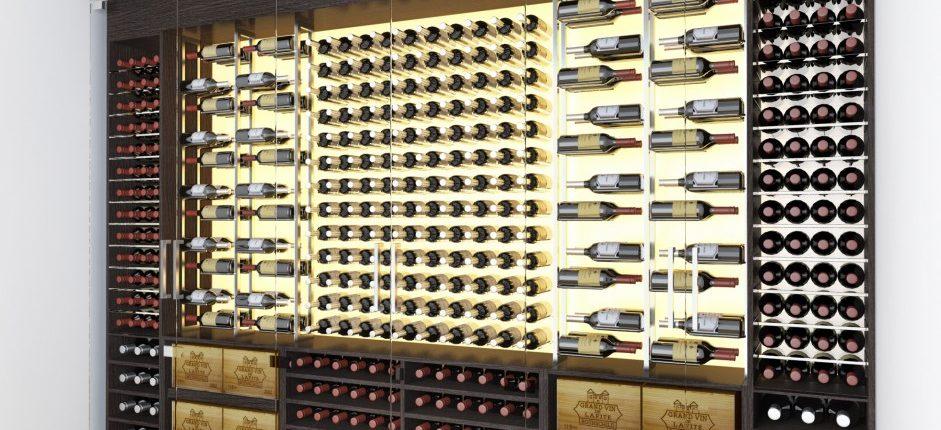 Modern Wine Wall