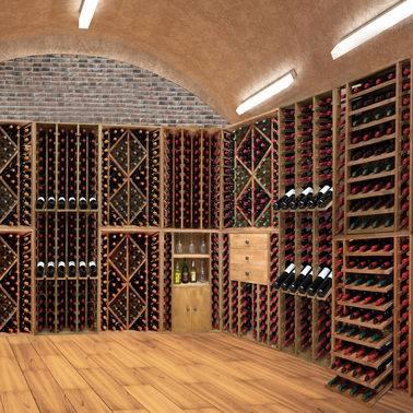 Ready-made Wine Cellar