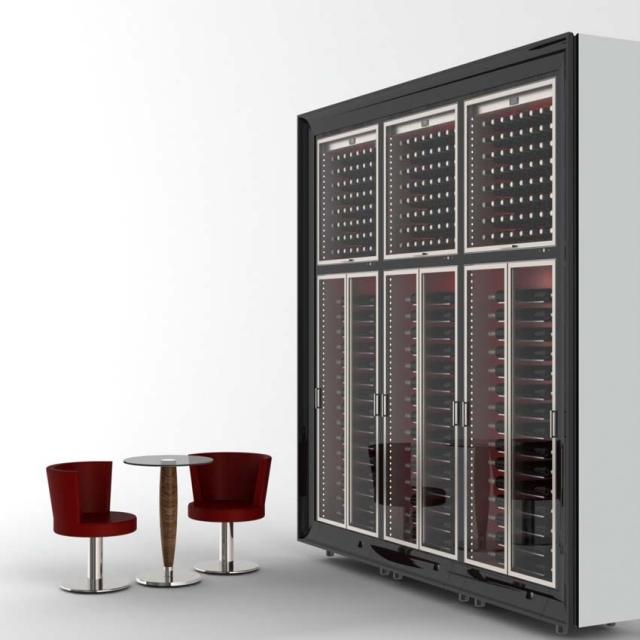 parete Vino wine fridgeik